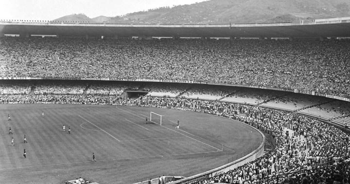 Maracanã Stadium – The opening in Rio de Janeiro