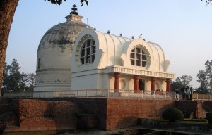 Parinirvana Stupa – The death place of the founder of Buddhism in Kushinagar