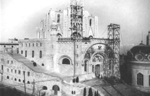 Expiatori del Sagrat Cor – The temple of the Sacred Heart of Jesus in Barcelona
