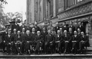 Solvay Conference – The famous fifth Solvay Conference takes place in Brussels