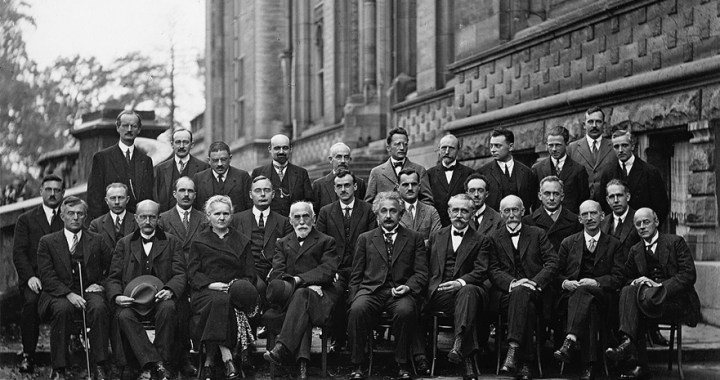 The Fifth Solvay Conference 1927 – The most famous conference in Brussels