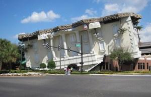 WonderWorks – The Upside-Down museum in Orlando