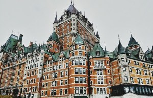 Château Frontenac – The jewel historic hotel in Quebec