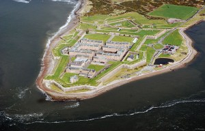 Fort George – The historic fortress in Ardersier