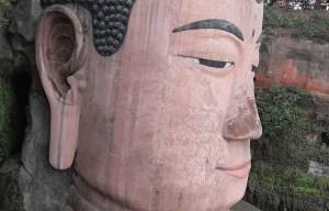 Leshan Giant Buddha – The majestic tall stone statue in Leshan