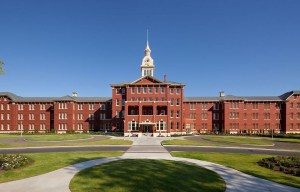 One Flew Over the Cuckoo's Nest – The site of the mental institution in Salem