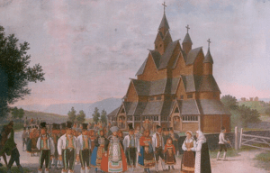 Heddal Church – The Norway's largest stave church in Notodden