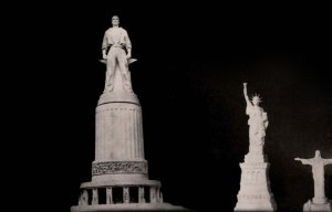 Monumento al Descamisado – The dream that never came true in Buenos Aires