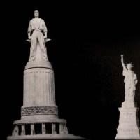 Monumento al Descamisado - The dream that never came true in Buenos Aires