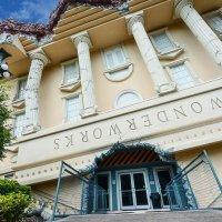 WonderWorks - The Upside-Down museum in Orlando