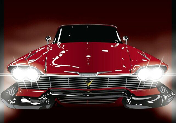 """""""Christine"""" is still alive in Los Angeles"""