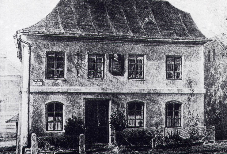 Sigmund Freud – The birthplace in Příbor