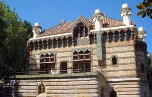 El Capricho – The Orientalist period of Gaudí in Comillas