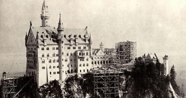 Neuschwanstein Castle – The global symbol of the era of Romanticism in Hohenschwangau