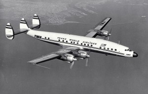 Lockheed Constellation – The Star of the Skies is being exhibited in Kansas City