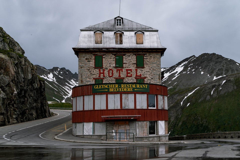 Hotel Belvédère – The Iconic Swiss Hotel in Belvédère Obergoms