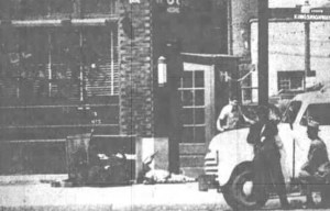 The Great St. Louis Bank Robbery – The site of the failed robbery in St. Louis
