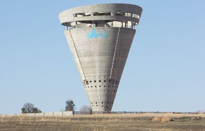 Grand central tower – The brutalist water tower in Midrand