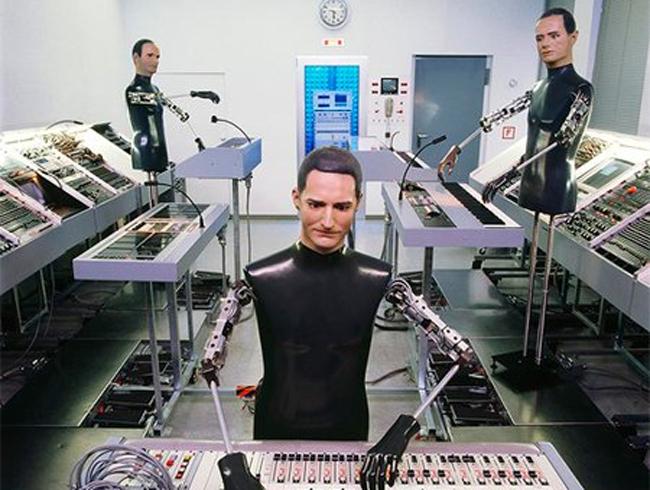 Kraftwerk – The Kling Klang Studio in Düsseldorf