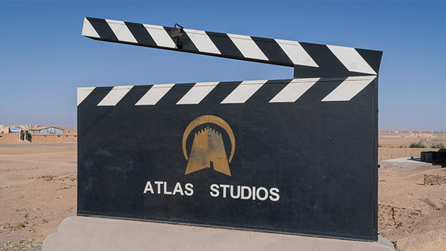 Atlas Studios – The Hollywood of Morocco in Ouarzazate