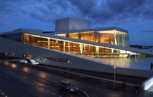 Oslo Opera House – The home of the Norwegian National Opera and Ballet in Oslo