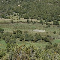 The Good, the Bad and the Ugly - The site of the final scene in Burgos