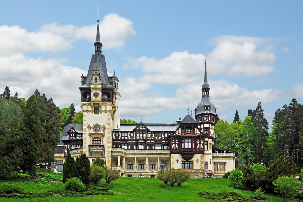 Peleș Castle – The Neo-Renaissance palace  in Sinaia