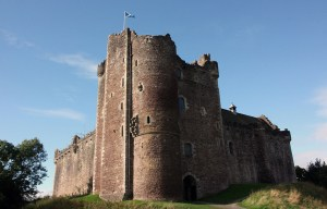Monty Python – Searching for the Holy Grail in Doune