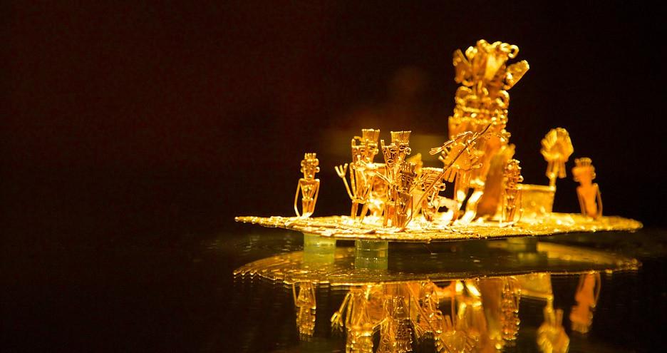 El Museo del Oro – The Museum of Gold in Bogotá
