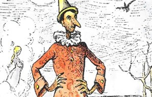 Carlo Collodi – The birthplace of father of Pinocchio in Florence