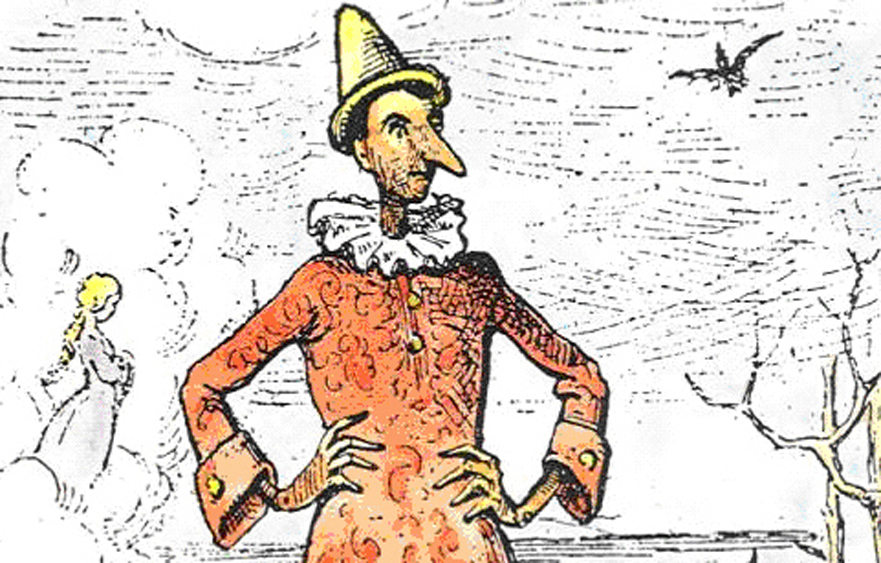 Carlo Collodi – Τhe birthplace of father of Pinocchio in Florence
