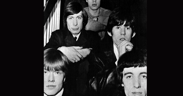 """The Rolling Stones recorded """"Satisfaction"""" in Los Angeles"""