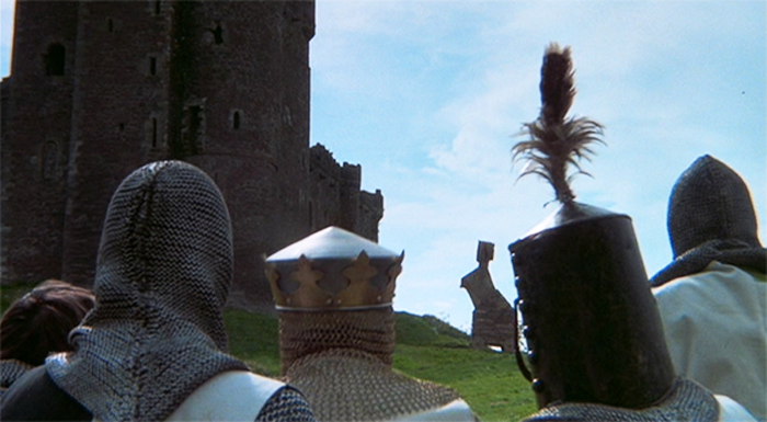Monty Python and the Holy Grail – Searching for the Grail in Doune