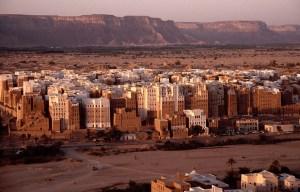 """Shibam – The """"Skyscraper city"""" of the Desert in Shibam"""