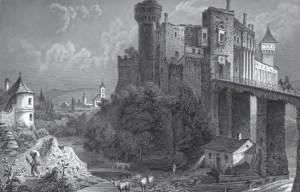 Corvin Castle – The imposing medieval castle in Hunedoara