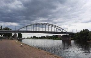 John Frost Bridge –  The final objective of the Operation Market Garden in Arnhem