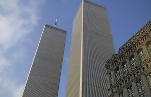 9/11 – Collapse of the World Trade Center in New York
