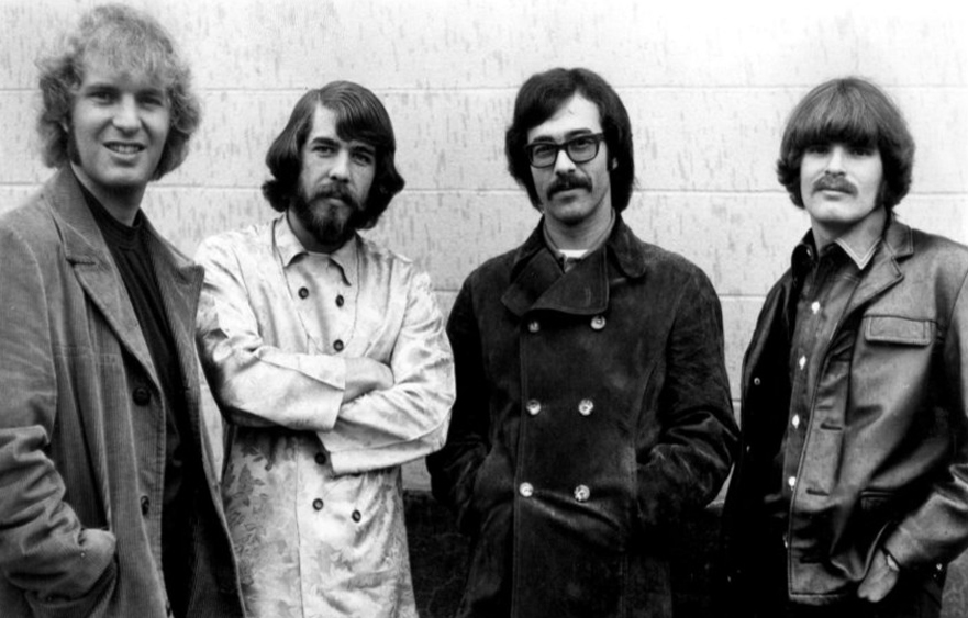 "Creedence Clearwater Revival recorded ""Have You Ever Seen the Rain"" in San Francisco"