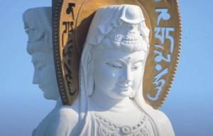 Guanyin of Nanshan – The three sided massive statue in Sanya
