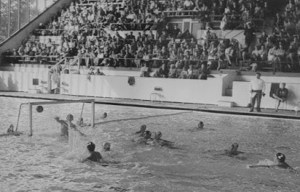 """""""Blood in the Water"""" – The battle between Hungary and USSR in Melbourne"""
