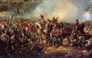 Battle of Waterloo – The site of Napoleon Bonaparte's last campaign in Waterloo