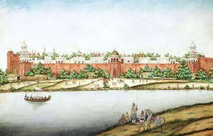 Lal Qila – The red sandstone fortress in Old Delhi