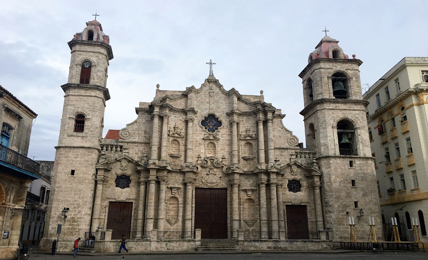Havana Cathedral – The Roman Catholic Archdiocese of San Cristobal in Havana