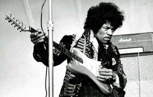 Jimi Hendrix – The last public performance in London