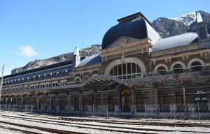 """Canfranc International railway station – The """"Titanic of the Mountains"""" in Canfranc"""