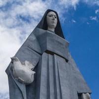 Virgen de la Paz - The tallest statue in the Americas in Trujillo