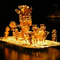 El Museo del Oro - The Museum of Gold in Bogotá