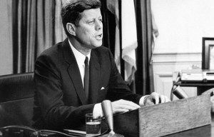 John F. Kennedy – The birthplace and childhood home of the American politician in Brookline