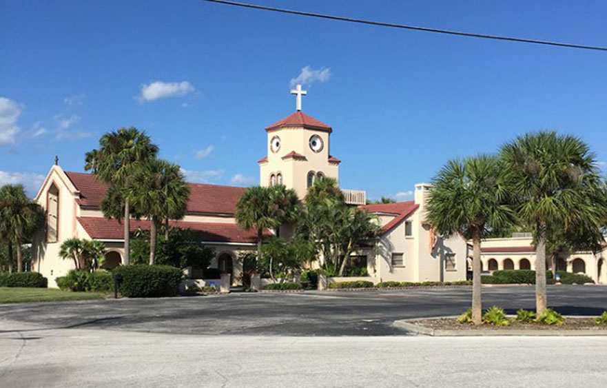 Church by the Sea – The chicken church in Madeira Beach