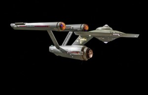 USSEnterprise NCC-1701– The first ship of Star Trek is being exhibited in Washington
